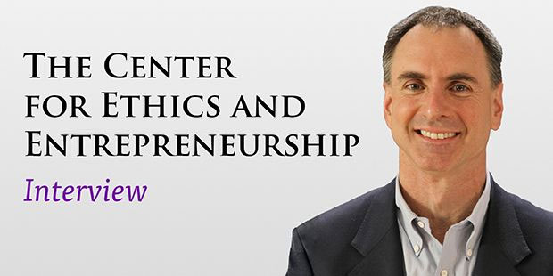 Cover Image for Interview with The Center for Ethics and Entrepreneurship